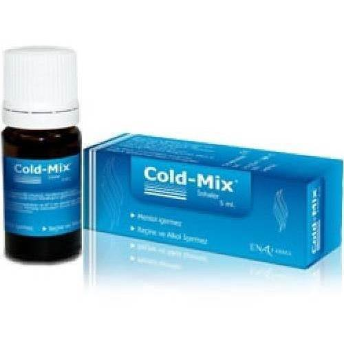 Cold-Mix İnhaler Damla 5 ml