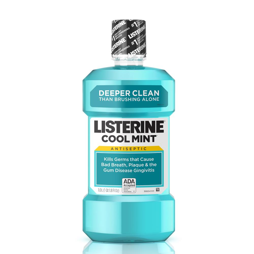 Listerine Cool Mint Naneli Gargara 250 ml