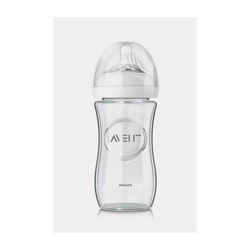 Philips Avent Natural Cam Tekli Biberon 240 ml - SCF 673 / 17