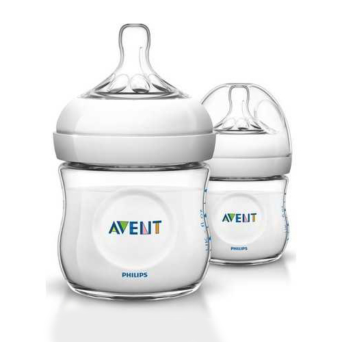 Philips Avent PP Natural 2li Biberon 125 ml - SCF 690/27