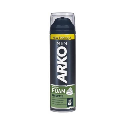 Arko Men Traş Köpüğü Moist 200 ml