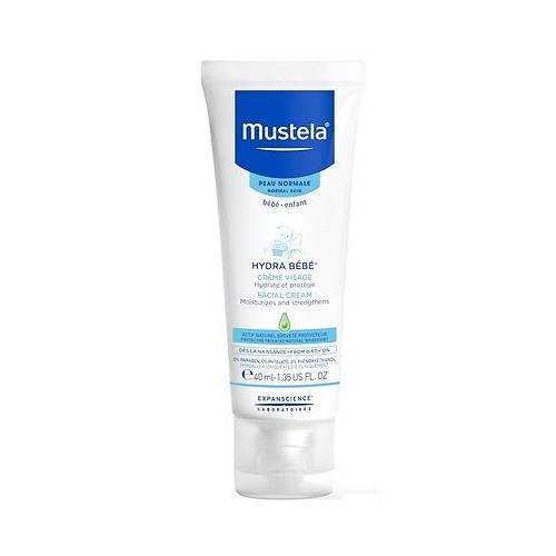 Mustela Hydra-Bebe Face 40 ml