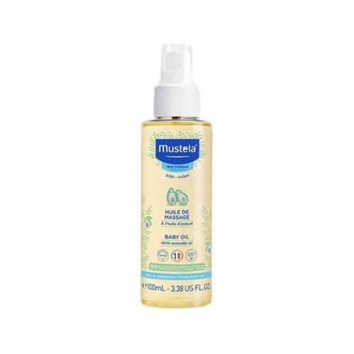 Mustela Baby Oil 100 ml