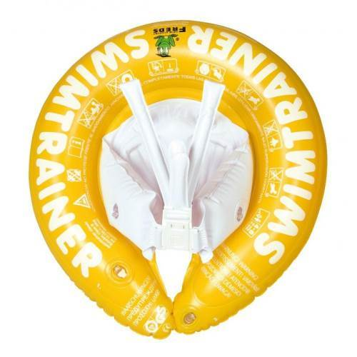 Swimtrainer Yüzme Simidi Yellow 4 - 8 Yaş