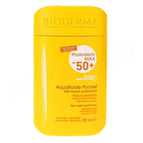 Bioderma Photoderm Aquafluid Pocket SPF 50+ UVA 24 30 ml