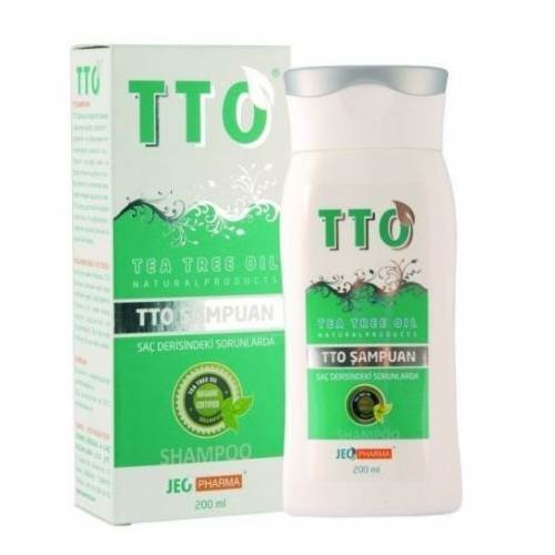 TTO Tea Tree Oil  Şampuan 400 ml