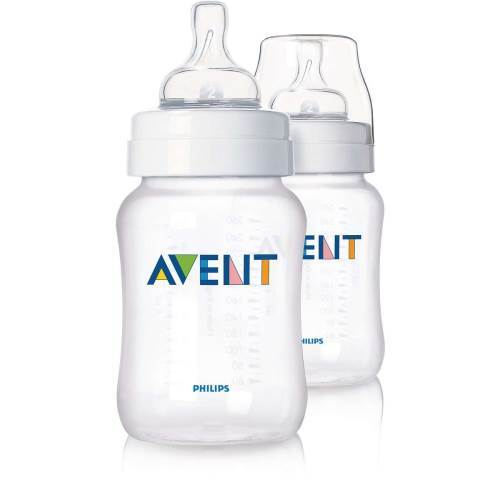 Philips Avent Klasik Plus PP İkili Biberon 260ml Scf 563/62