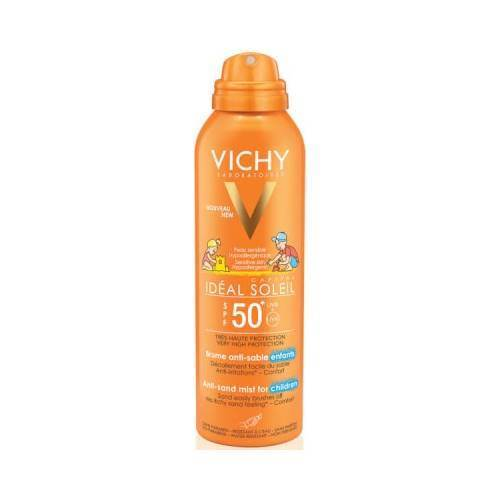 Vichy Capital İdeal Soleil Anti-Sand Sprey Kids 200 ml