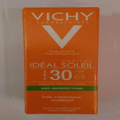 Vichy İdeal Soleil Spf30 Anti-Imperfections Güneş Kremi 3 ml