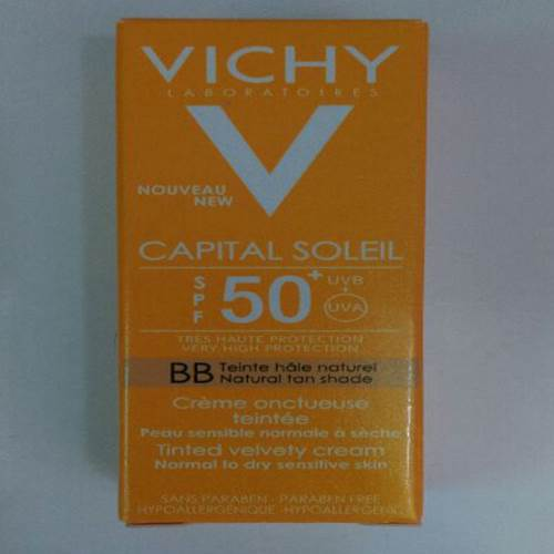 Vichy Capital Soleil BB SPF 50+ 3 ml