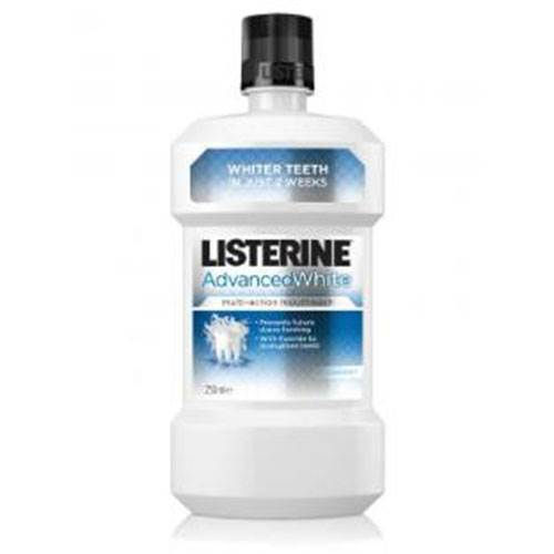 Listerine Advanced White Nane Aromalı 250 ml