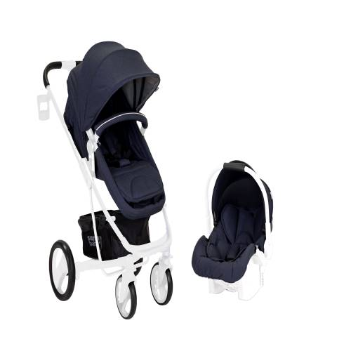 Sunny Baby 778 Saturn Plus Travel Sistem Lacivert