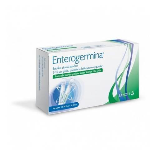 Enterogermina Pediatrik 5 ml x 20 Flakon