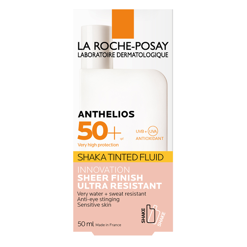 La Roche Posay Anthelios Shaka Fluid SPF 50 Tinted Fluid 50 ml