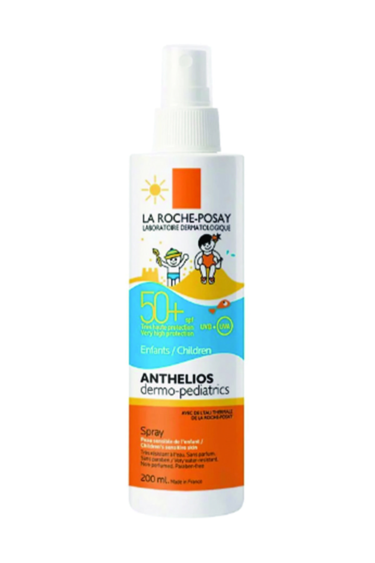 La Roche Posay Anthelios Dermo-pediatrics SPF 50+ 200ml