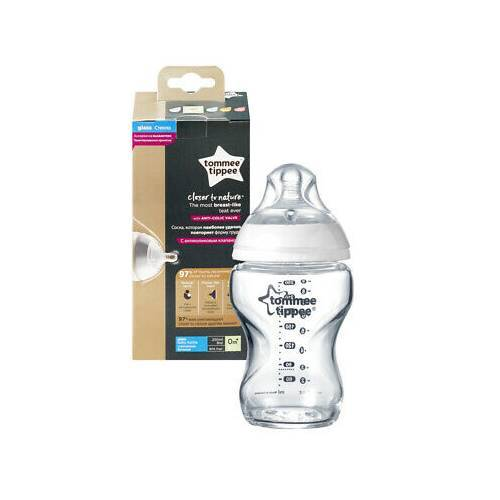 Tommee Tippee Closer to Nature Cam Biberon 260 ml