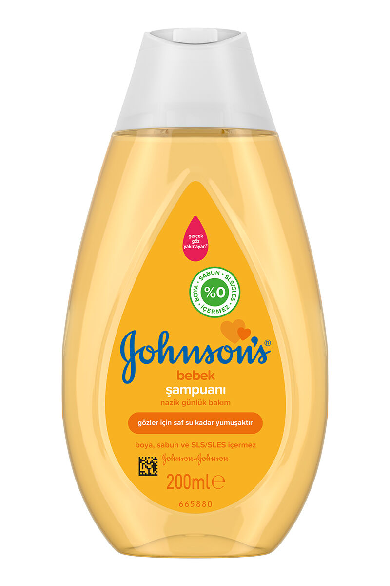Johnson Baby Şampuan 200 ml
