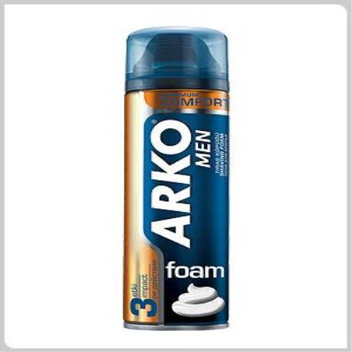 Arko Men Traş Köpüğü Maximum Comfort 200 ml