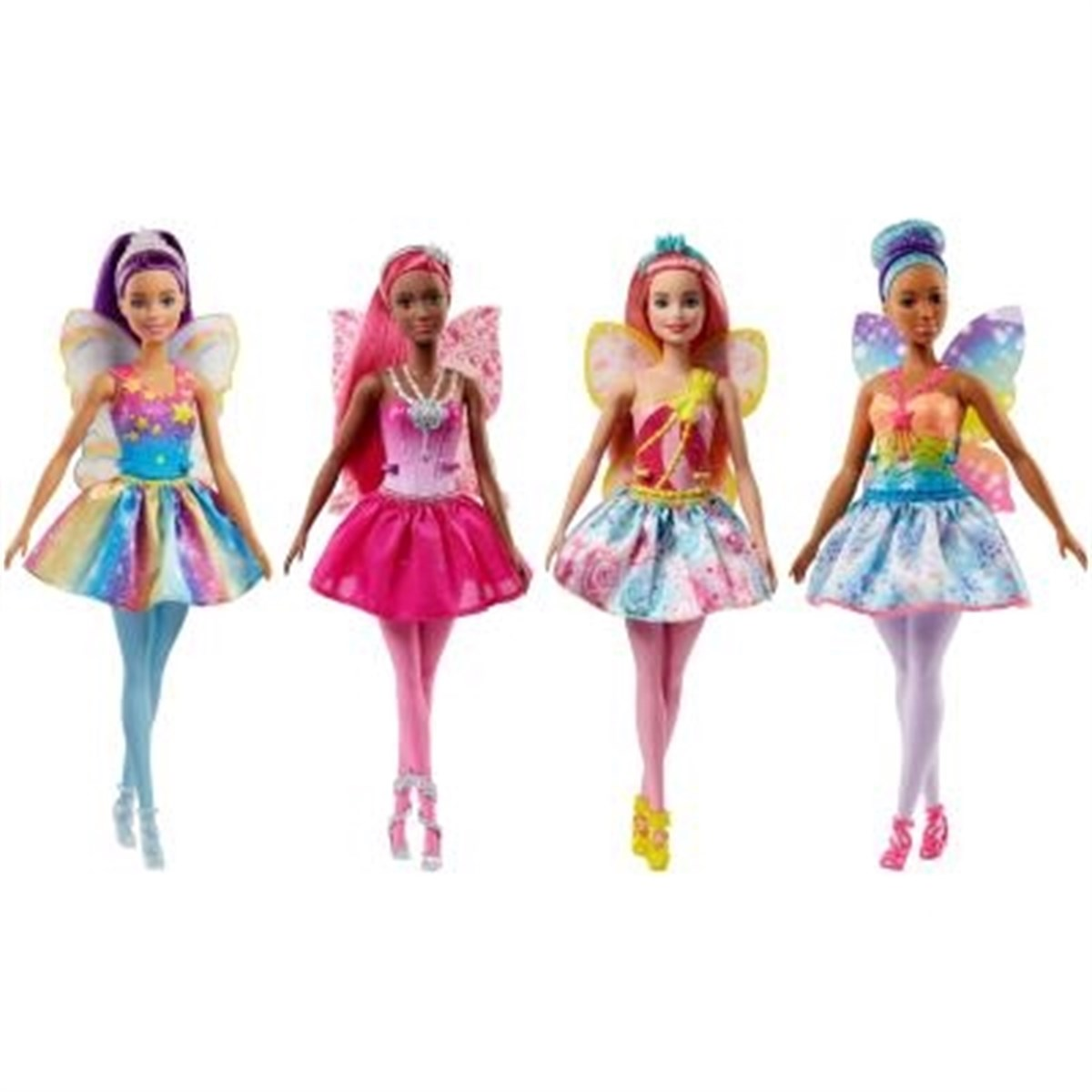 Barbie Dreamtopia Peri Barbie Bebekler FJC84