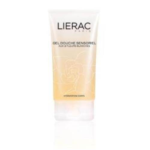 Lierac Sensory Water Gel With 3 White Flowers